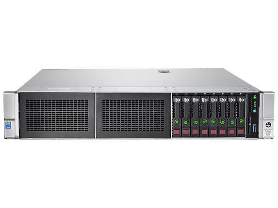 SRV HP DL380 Gen9 E5-2620v4 16GB 3x300GB ODD 500W