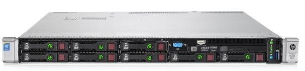 SRV HP DLđ Gen9 E5-2620v4 16GB 2x300GB P4402GB 500W