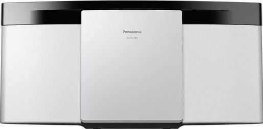 PANASONIC  CDUSB Mikro sistem SC-HC295EG-W,beli, bluetooth