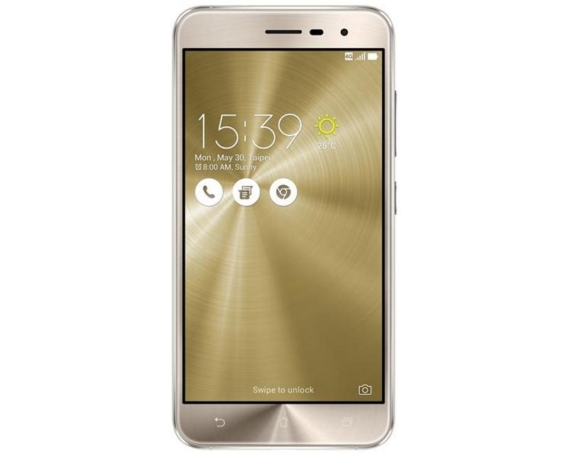 ASUS ZenFone 3 Dual SIM 5.2 FHD 3GB 32GB Android 6.0 zlatni (ZE520KL-GOLD-32G)