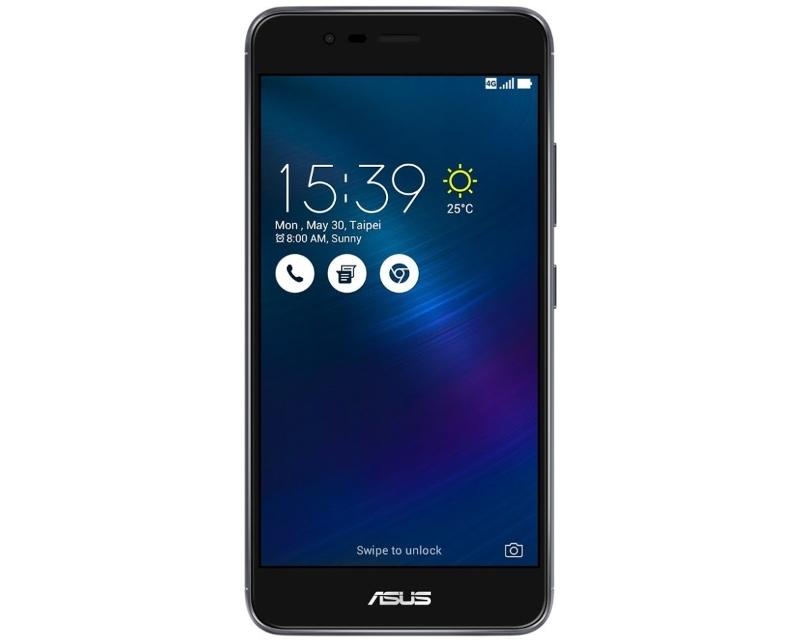 ASUS ZenFone 3 Max Dual SIM 5.2 2GB 32GB Android 6.0 sivi (ZC520TL-GRAY-32G)