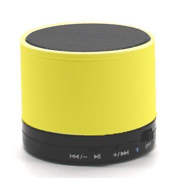 ZVUČNICI GIGATECH BT-777 Bluetooth žuti