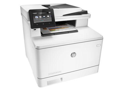 Štampač HP ColorLaserJet MFP M477fdn, CF378A