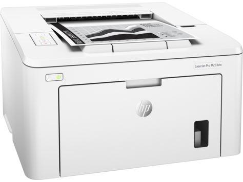 212tampač HP LaserJet Pro M203dw, G3Q47A
