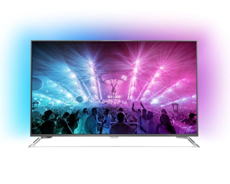 PHILIPS 75 75PUS7101/12 Smart LED 4K Ultra HD Android Ambilight digital LCD TV $
