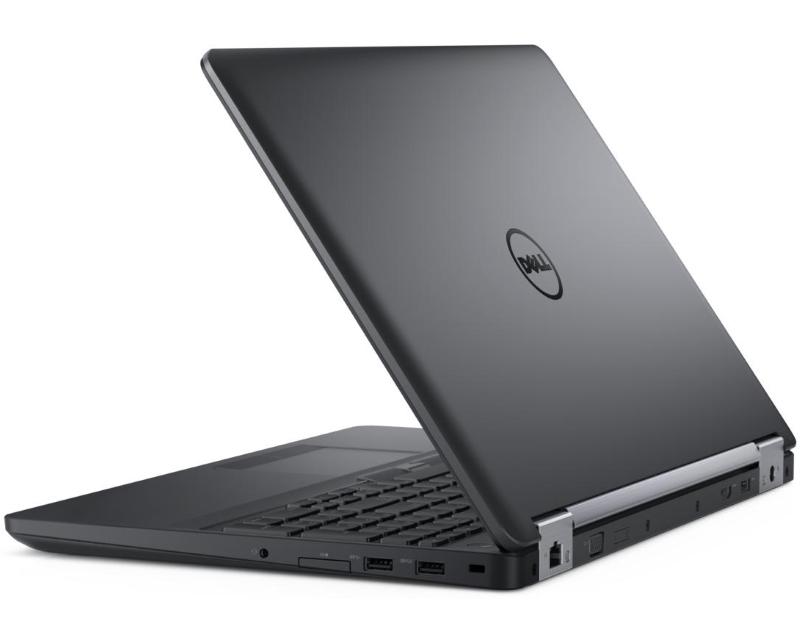 DELL Precision M3510 CTO 15.6 Intel Core i5-6300HQ 2.3GHz (3.2GHz) 8GB 500GB HDD AMD FirePro W5130M 2GB 4-cell Windows 10 Pro 64bit 3yr NBD