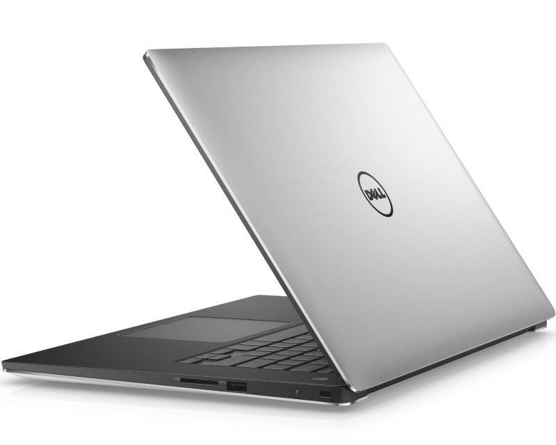 DELL XPS 15 (9550) 15.6 4K Ultra HD Touch Intel Core i7-6700HQ 2.6GHz (3.5GHz) 16GB 512GB SSD GeForce GTX 960M 2GB 6-cell srebrni Windows 10 Home 64bit 5Y5B