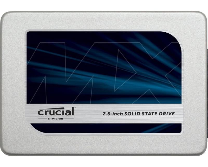 CRUCIAL 275GB 2.5 SATA III SSD MX300 Series CT275MX300SSD1