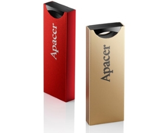 APACER 16GB AH133 USB 2.0 flash crveni