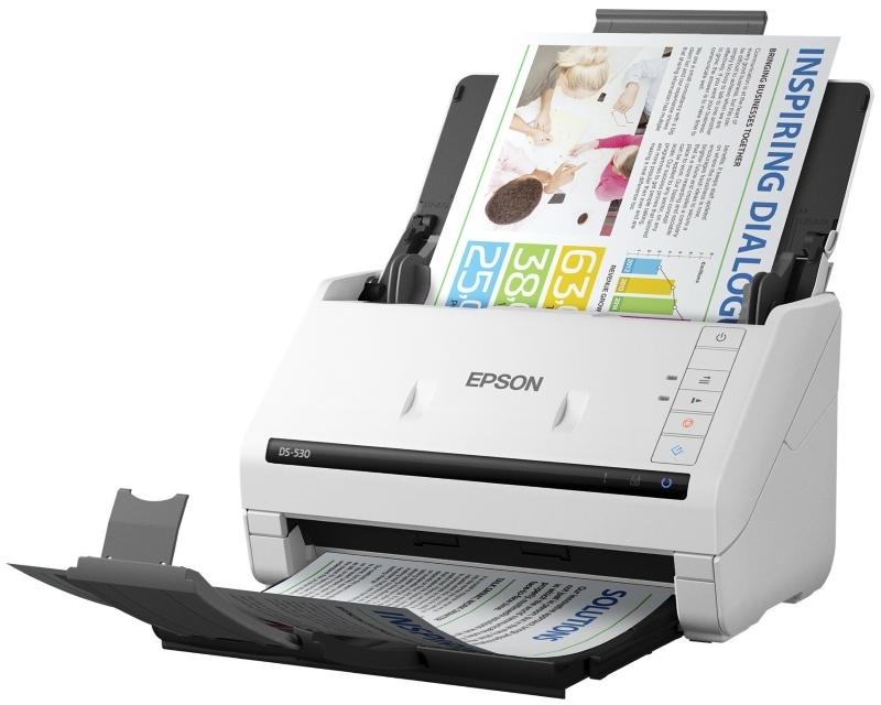 EPSON WorkForce DS-530 A4 skener