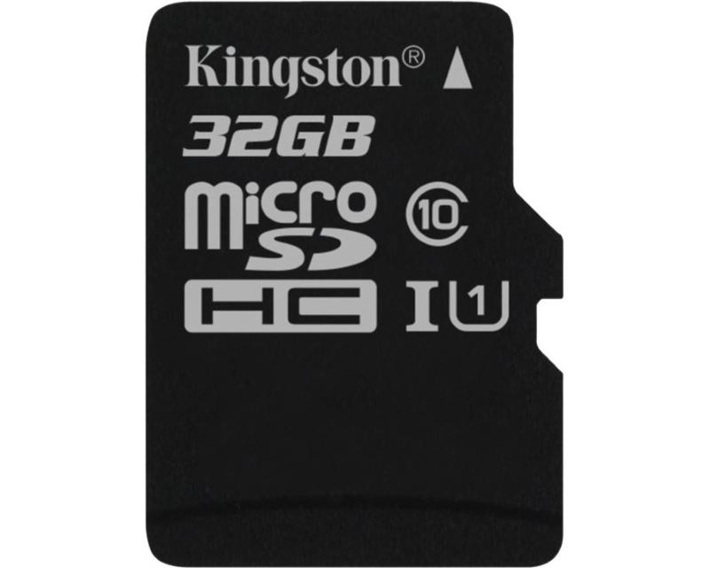 KINGSTON UHS-I MicroSDHC 32GB class 10 SDC10G2/32GBSP