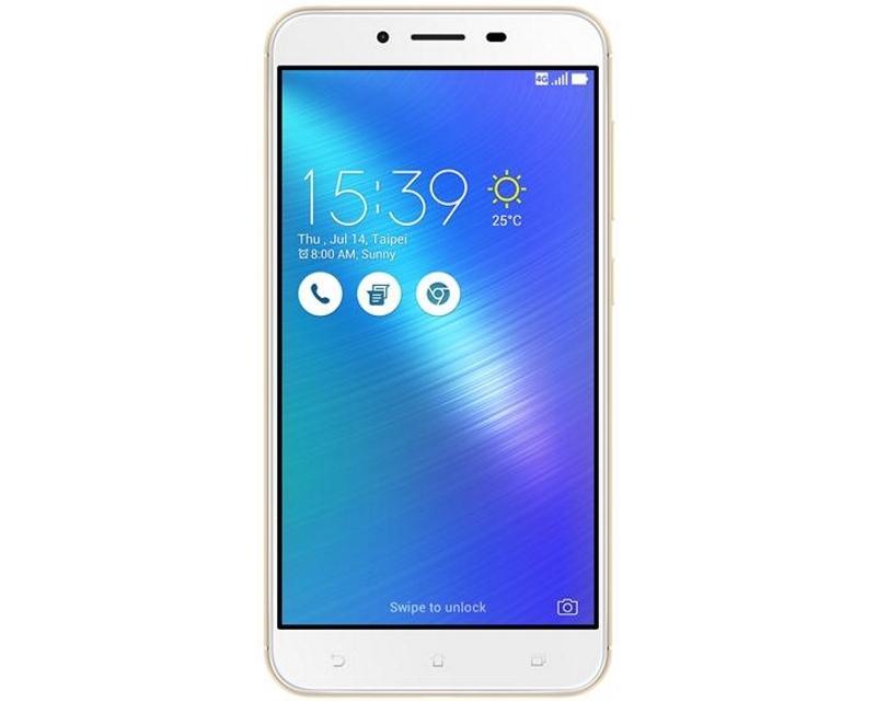 ASUS ZenFone 3 Max Dual SIM 5.5 FHD 3GB 32GB Android 6.0 zlatni (ZC553KL-GOLD-32G)