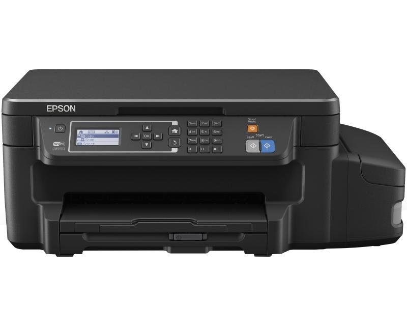 EPSON L605 ITS/ciss wireless duplex multifunkcijski inkjet uređaj