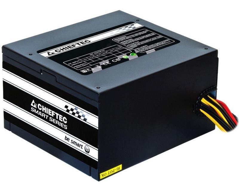 CHIEFTEC GPS-550A8 550W Full Smart series napajanje