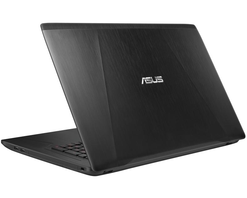 ASUS FX753VD-GC151 17.3 FHD Intel Core i7-7700HQ 2.8 GHz (3.8 GHz) 16GB 1TB GeForce GTX 1050 4GB ODD crni