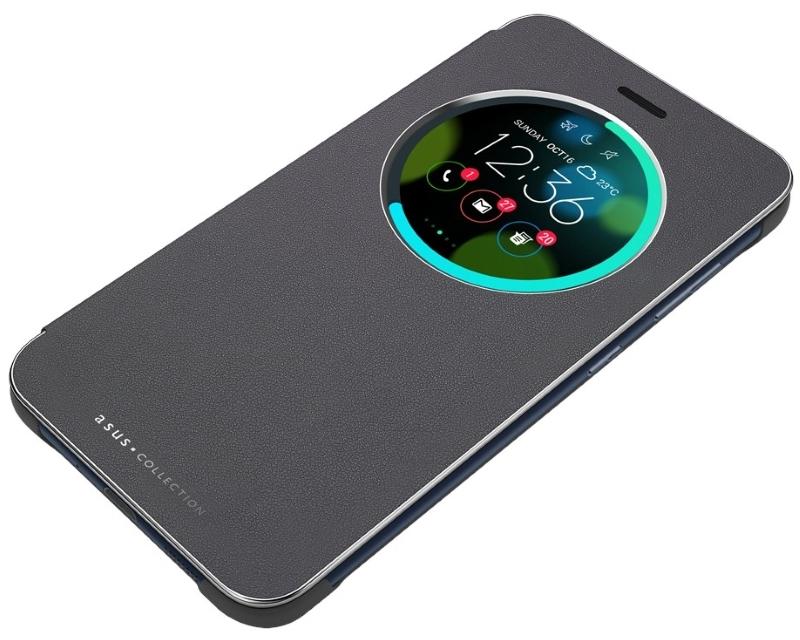 ASUS View Flip Cover futrola za ZenFone 3 (ZE520KL) mobilni telefon crna