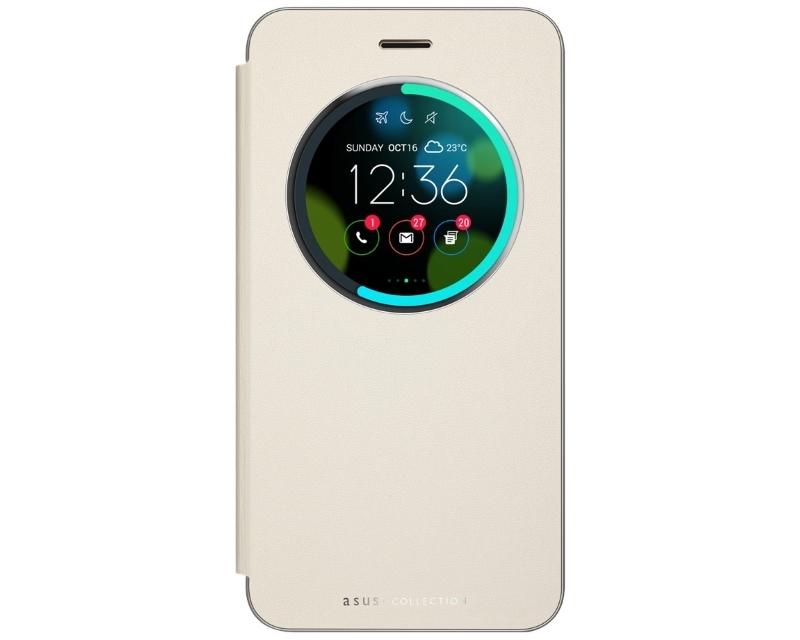 ASUS View Flip Cover futrola za ZenFone 3 (ZE520KL) mobilni telefon zlatna
