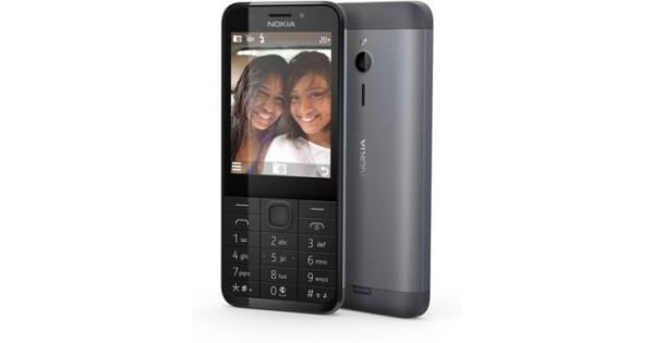 Nokia 230 DS Dark Silver Dual Sim