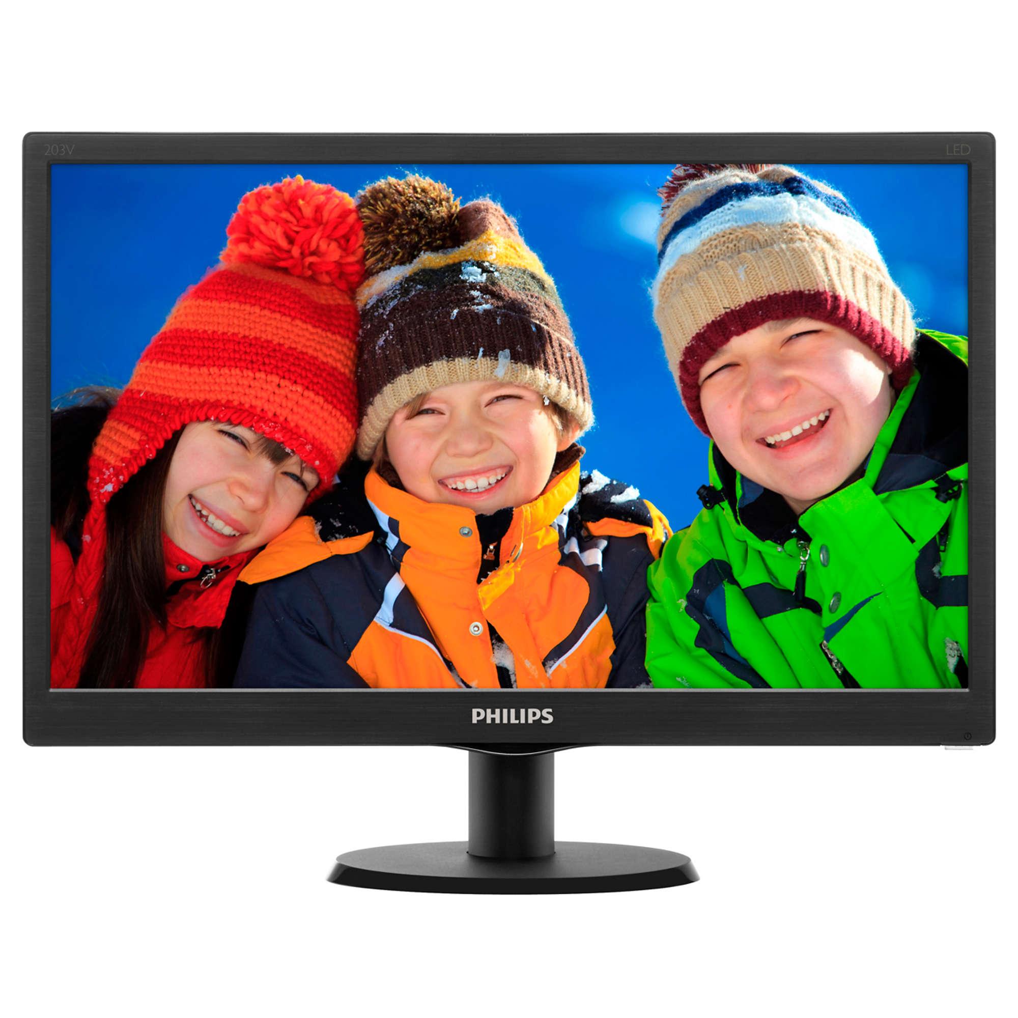 Philips LCD 19.5 203V5LSB26 1600x900 VGA