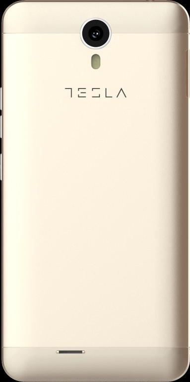Tesla Smartphone 6.2 Gold
