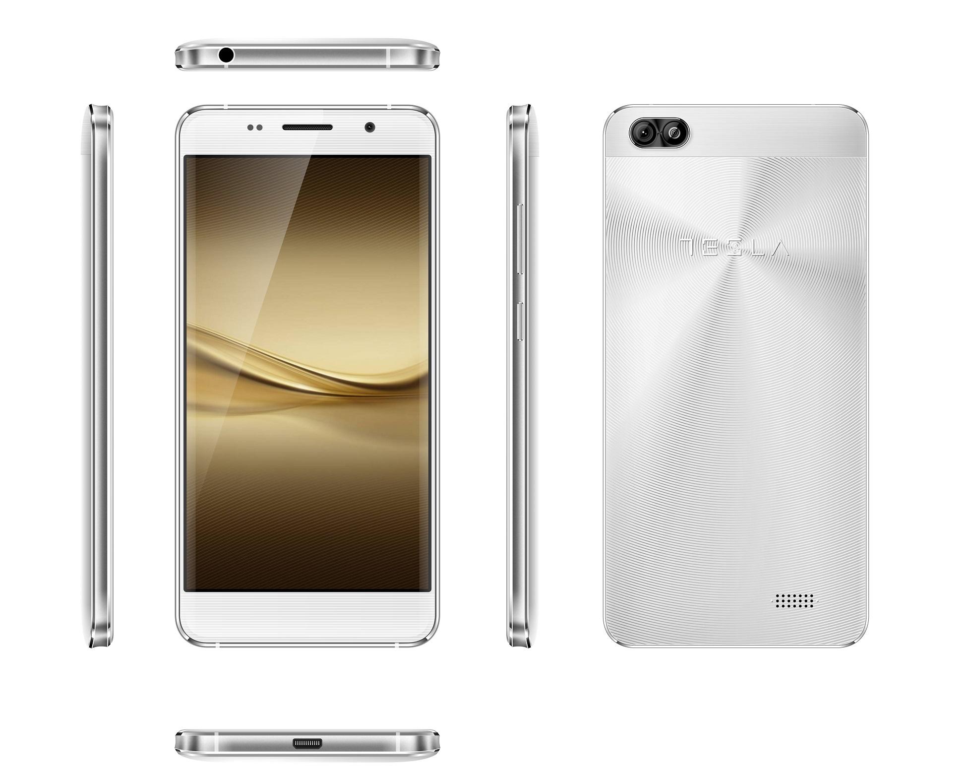 Tesla Smartphone 6.2 Lite White