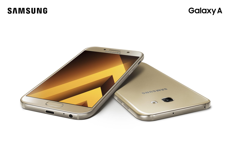 Samsung A3 2017 Gold