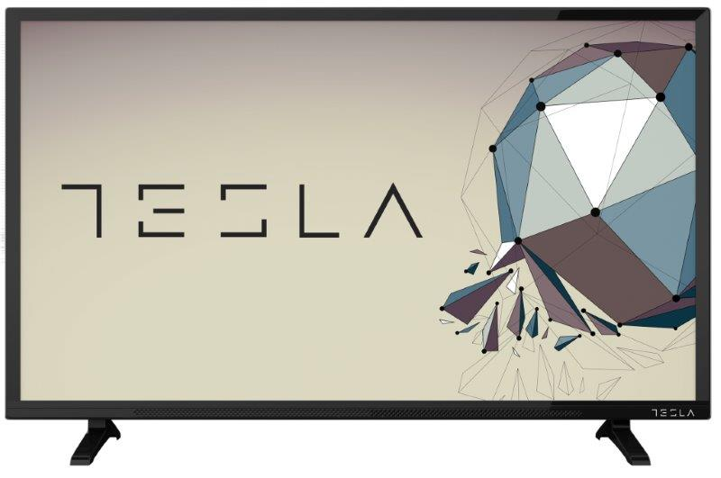 Tesla TV 43S306BF, 43 TV LED, slim DLED, DVB-T2/C/S2, Full HD