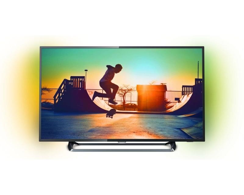 PHILIPS 43 43PUS6262/12 Smart LED 4K Ultra HD Ambilight digital LCD TV $