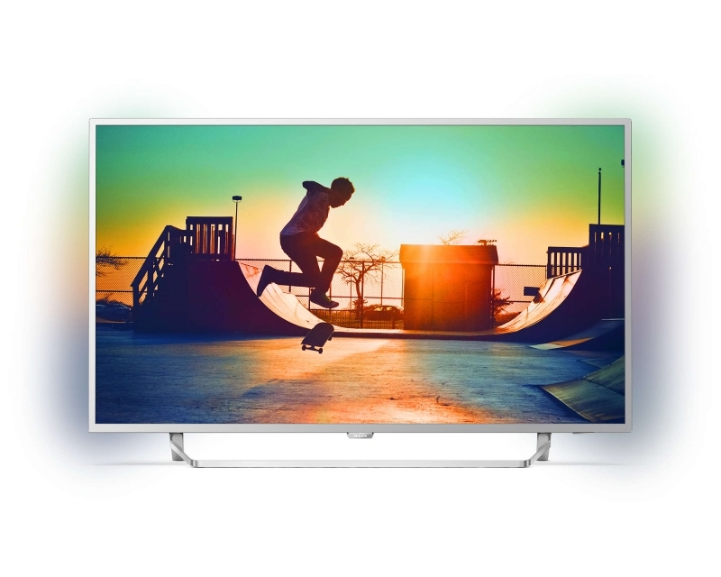 PHILIPS 55 55PUS6412/12 Smart LED 4K Ultra HD Android Ambilight digital LCD TV $