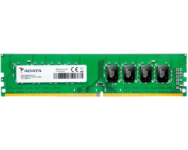 A-DATA DIMM DDR4 8GB 2666MHz AD4U266638G19-R
