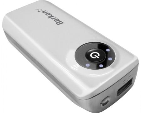 BARKAN PB44.W USB prenosni punjač beli