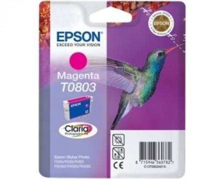 EPSON T0803 magenta kertridž