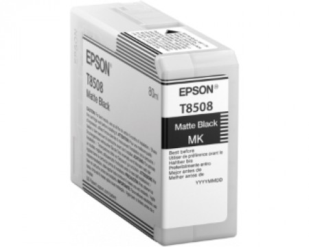 EPSON T8508 UltraChrome HD mat-crni 80ml kertridž