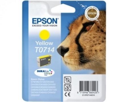 EPSON T0714 žuti kertridž