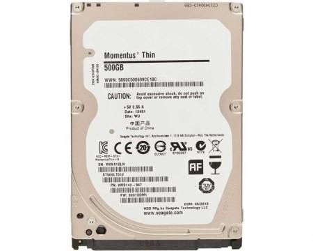 DELL OEM 500GB 2.5 SATA 3Gbps 5.4k