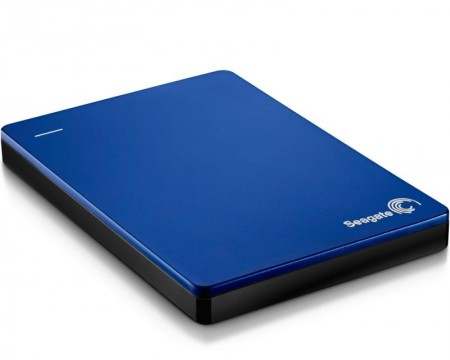 SEAGATE Backup Plus Slim 2TB 2.5 plavi eksterni hard disk STDR2000202