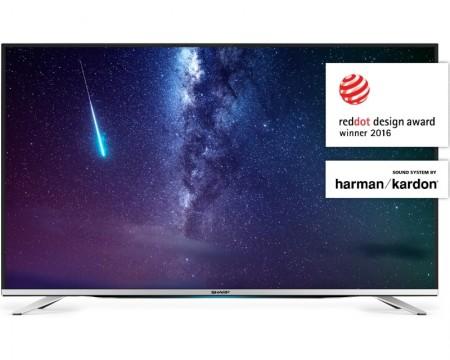 SHARP 49 LC-49SFE7452E Smart 3D Full HD digital LED TV