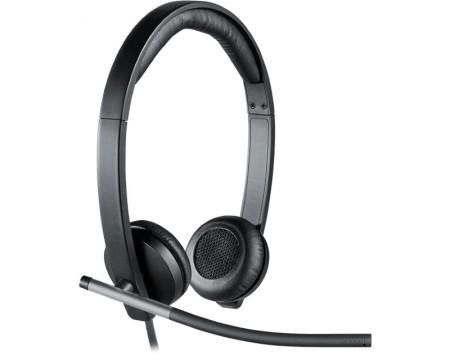 LOGITECH H650e USB slušalice sa mikrofonom