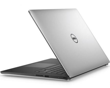 DELL XPS 15 (9550) 15.6 4K Ultra HD Touch Intel Core i5-6300HQ 2.3GHz (3.2GHz) 8GB 256GB SSD GeForce GTX 960M 2GB 6-cell srebrni Windows 10 Home 64bit 5Y5B