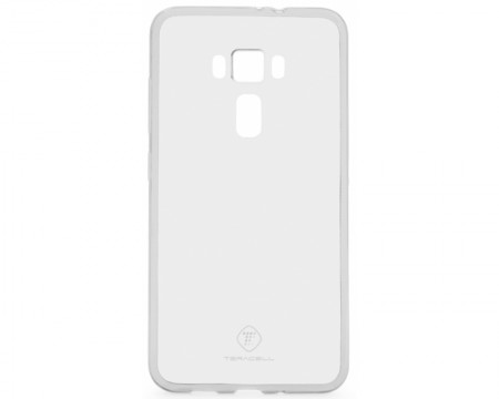 TERACELL Torbica Skin za Asus ZenFone 3 (ZE552KL) transparent