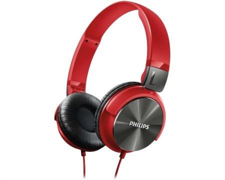 PHILIPS SHL3160RD/00 crvene slušalice