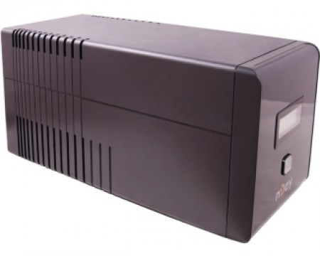 NJOY Isis 1000L 600W UPS (PWUP-LI100IS-AZ01B)