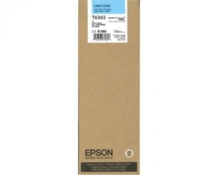 EPSON T6365 UltraChrome HDR light cyan 700ml kertridž