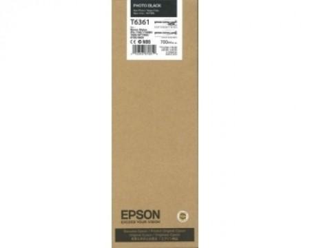 EPSON T6361 UltraChrome HDR foto-crni 700ml kertridž