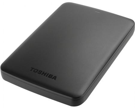 TOSHIBA Canvio Basics 1TB 2.5 crni eksterni hard disk HDTB310EK3AA