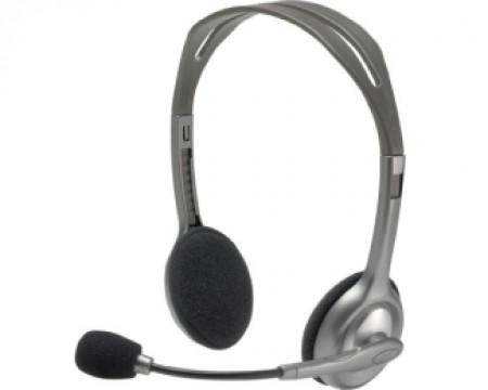 LOGITECH H110 Stereo Headset slušalice sa mikrofonom