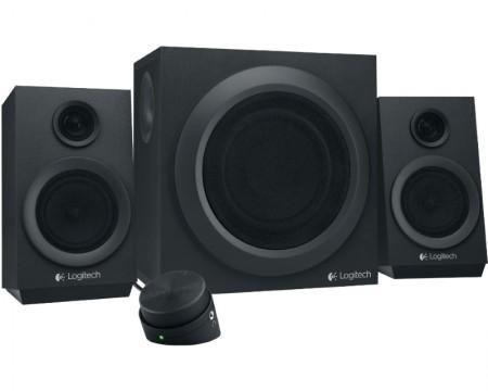 LOGITECH Z333 Multimedia 2.1 crni zvučnici