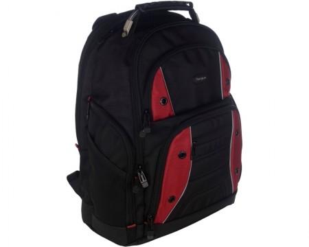 TARGUS Ranac za notebook 16 TSB23803EU Drifter crno-crveni