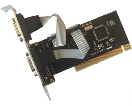 JAVTEC PCI kontroler 2xSerial
