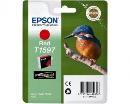 EPSON T1597 crveni kertridž
